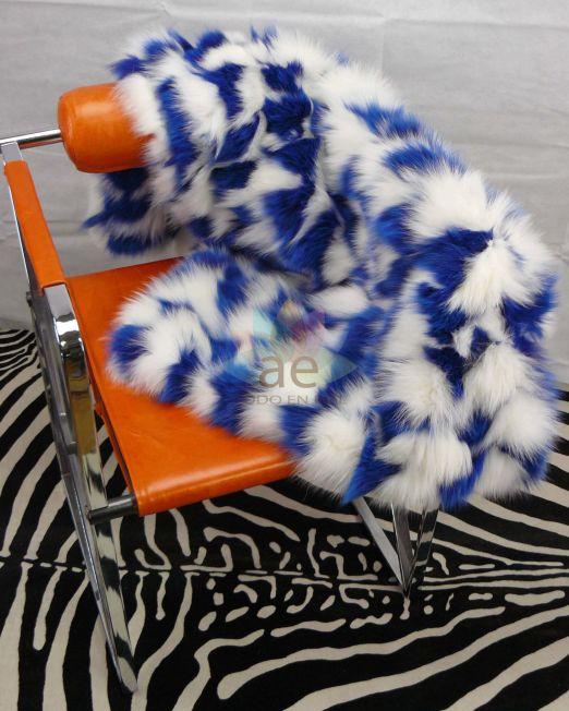Manta retal zorro colores 1